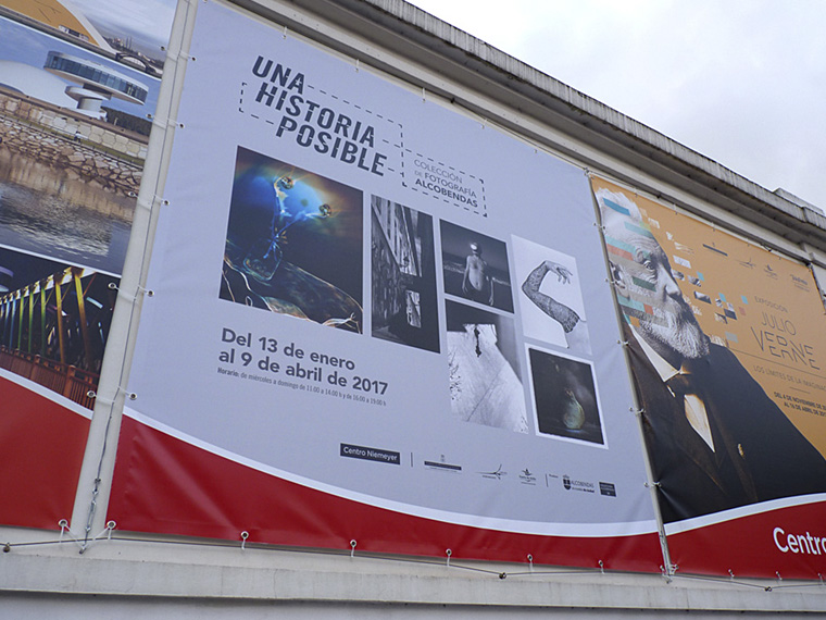 Una historia posible. Colección de Fotografía Alcobendas Centro Niemeyer