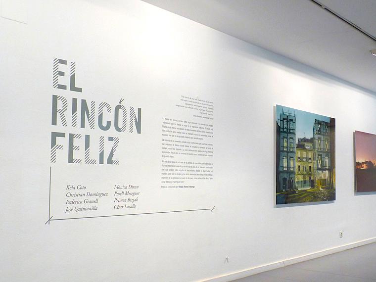 El Rincón Feliz Museo Barjola