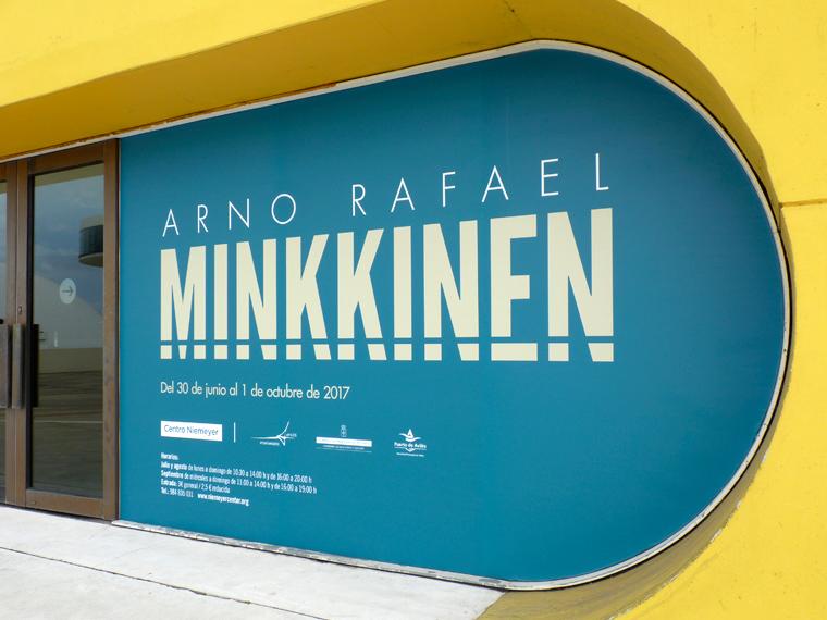 Arno Rafael Minkkinen Centro Niemeyer