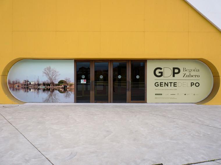 Begoña Zubero Gente del Po Centro Niemeyer